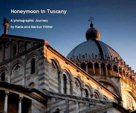 Honeymoon photo albums