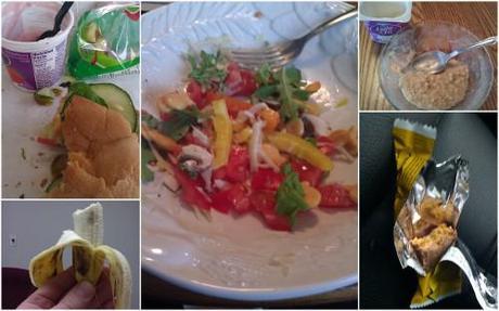 Thursday Meals Eaten