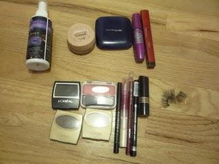 Stage Makeup - Step By Step