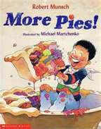Winner: Scholastic Kids Cooking and More Pies!