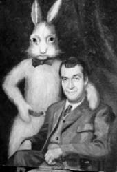 Jimmy Stewart's Harvey