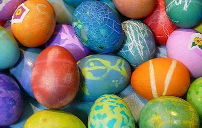 Easter Egg History