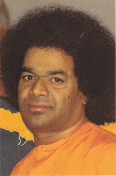 Transition of Sri Satya Sai Baba