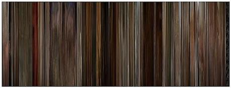 Famous Movies Compressed Into Barcodes