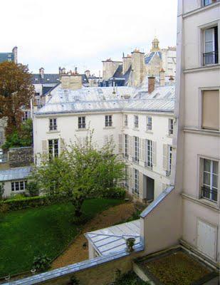Pied-à-terre  anyone?  Adorable Parisian abodes...