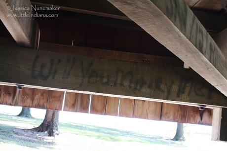 Covered Bridges: Dana, Indiana