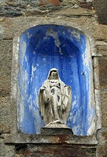 Virgin Mary, Cancale