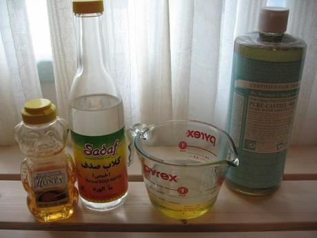 Tired of Store Bought Facial Cleanser? Try This Easy, DIY Version Instead!