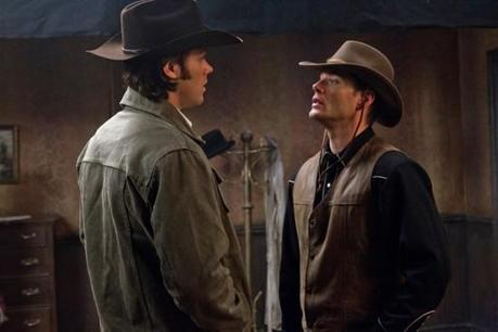 "Review #2480: Supernatural 6.18: ""Frontierland"""