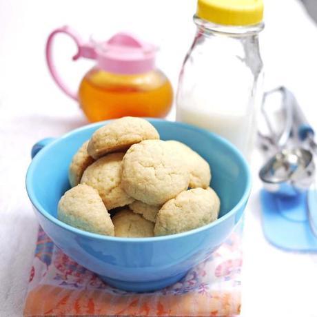 Grandma Sylvia's Salt Butter Cookies