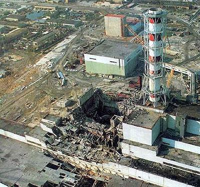 25 Years Ago: Chernobyl Nuclear Disaster