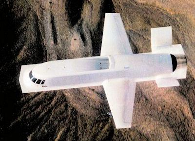 Top Secret Technology Demonstrator Aircraft That Are Now Declassified