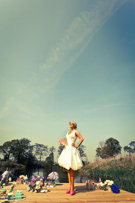 The Future of Vintage bridal shoot (42)