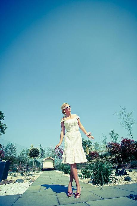 The Future of Vintage bridal shoot (22)
