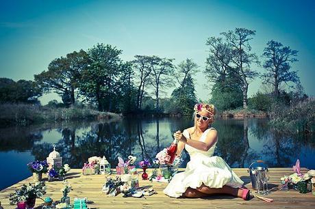 The Future of Vintage bridal shoot (40)