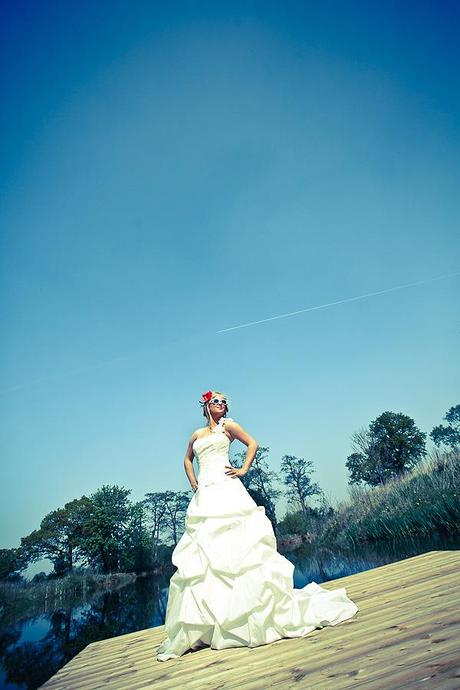 The Future of Vintage bridal shoot (33)