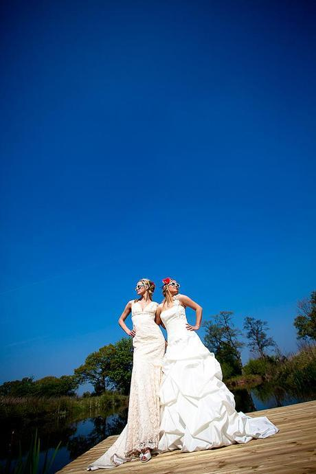 The Future of Vintage bridal shoot (34)