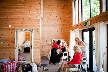 Behind the scenes wedding blog photo shoot Styal Lodge Jonny Draper (1)