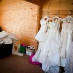 Behind the scenes vintage wedding shoot Styal Lodge 09