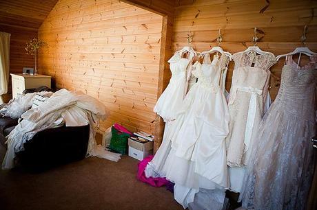 Behind the scenes wedding blog photo shoot Styal Lodge Jonny Draper (2)
