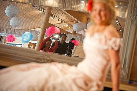Behind the scenes wedding blog photo shoot Styal Lodge Jonny Draper (6)