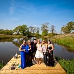 Behind the scenes vintage wedding shoot Styal Lodge 01