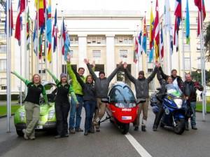 Zero Emissions Race Wraps Up in Switzerland
