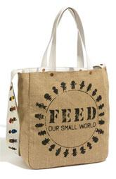 Feed bag for kids