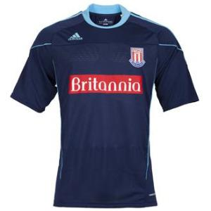 Stoked about the 2011/2012 Stoke Kit