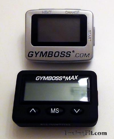 Gymboss Max, Gymboss, Workout