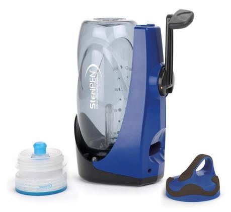 Gear Box: SteriPEN Sidwinder Water Purification System