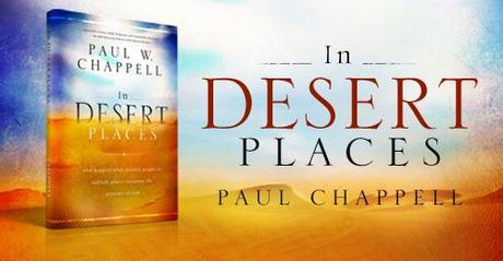 New Book—In Desert Places!