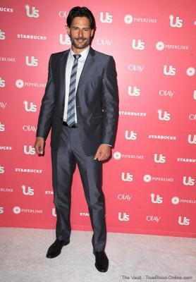 Joe Maganiello attends Us Weekly Hot Hollywood Party
