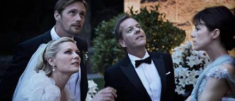 """New Stills from Alexander Skarsgårds film """"Melancholia"""""""