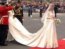 Kate Middleton's Wedding Dress Revealed