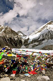 Himalaya 2011: Record Number Of Visitors To The Everest ER Tent