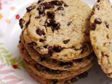Hard Boiled Chocolate Chip Cookies
