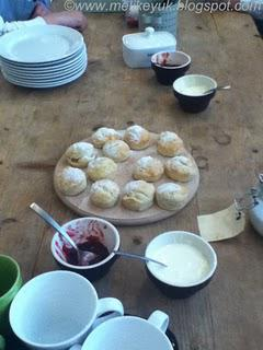 Royal Wedding Scone Baking Workshop - How Very English!