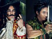 Concepcion Peter Pan, Michael Williams Captain Hook Stages Rep's