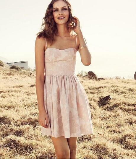 H&M; | Soft Pink