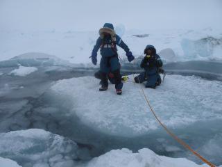 Catlin Arctic Survey 2011: Heading Home!