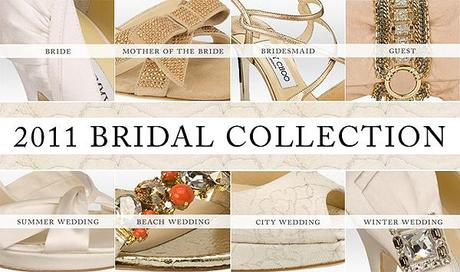 Will you be a Jimmy Choo bride? Share your story!