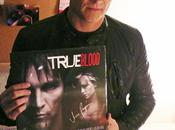 Kind True Blood Calendar Signed Stephen Moyer Anna Paquin Auctioned Charity