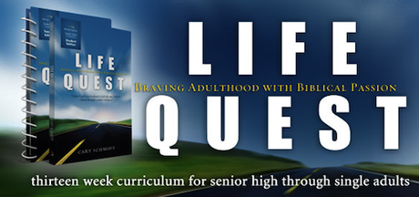Life Quest Curriculum Available!