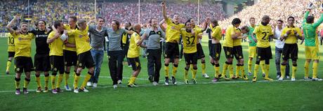 Jürgen Klopp Guides Borussia Dortmund to Bundesliga Title