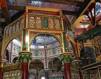 From the archives: Crossness Pumping Station