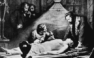 Question and Answer: In 1863, Could An Autopsy Accurately Determine the Cause of Death?