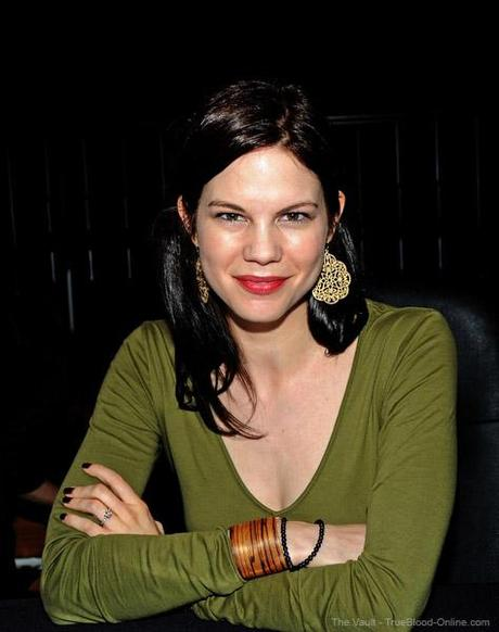 Mariana Klaveno attends Chiller Theater Spring Expo 2011