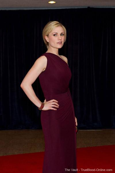 Anna Paquin: Best Dressed at White House Correspondents' Dinner