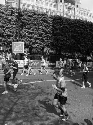 London Marathon Pictures